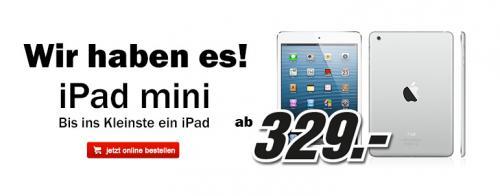 IPAD Mini ab 329,-