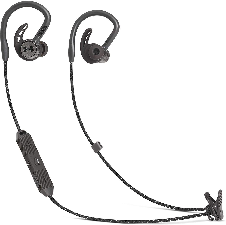 JBL Under Armour Sport Wireless PIVOT - In Ear Bluetooth Kopfhörer mit praktischem Ohrbügel [Amazon]