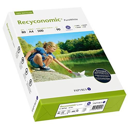 (Prime) Papyrus Recyconomic Pure White Druckerpapier(98662)
