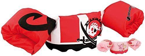 Sevylor Schwimmflügel Puddle Jumper, Kinder und Kleinkinder Schwimmhilfe, Fee 11,99€, Pirat 12,99€ [Amazon Prime]