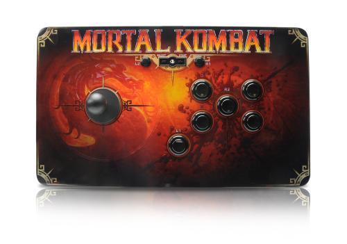 [ebay] Mortal Kombat Ultimate Edition Arcade Stick ohne Spiel - B-Ware PS3