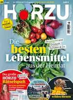 Hörzu Jahresabo beim Leserservice der deutschen Post über das Wochenende mit 105€ Bestchoice Gutschein bei 111,23€ Abokosten