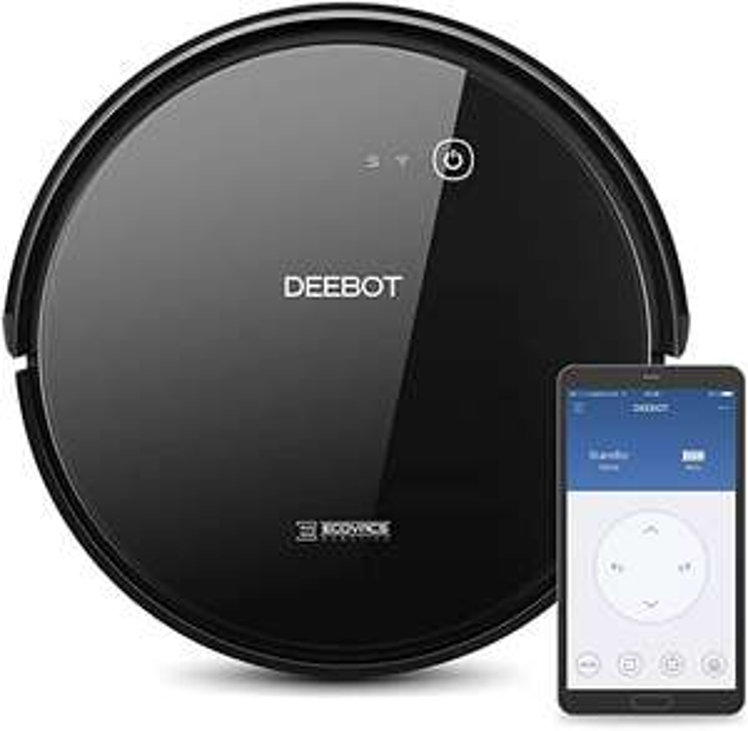 ECOVACS DEEBOT 601 geräuscharmer Saugroboter Alexa u. Google Home kompatibel für 149€ inkl. Versandkosten
