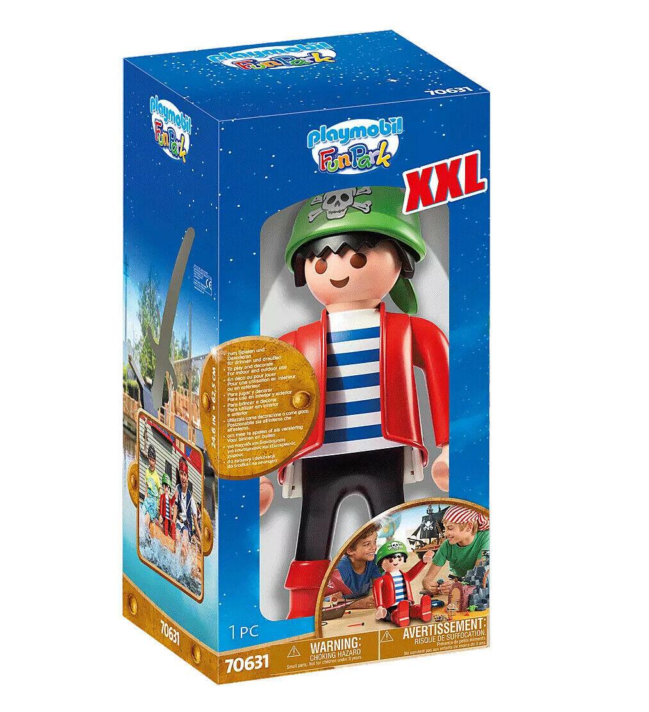 Playmobil - FunPark XXL Figur Rico als Pirat 62 cm für 29,09€ (Playmobil Shop)