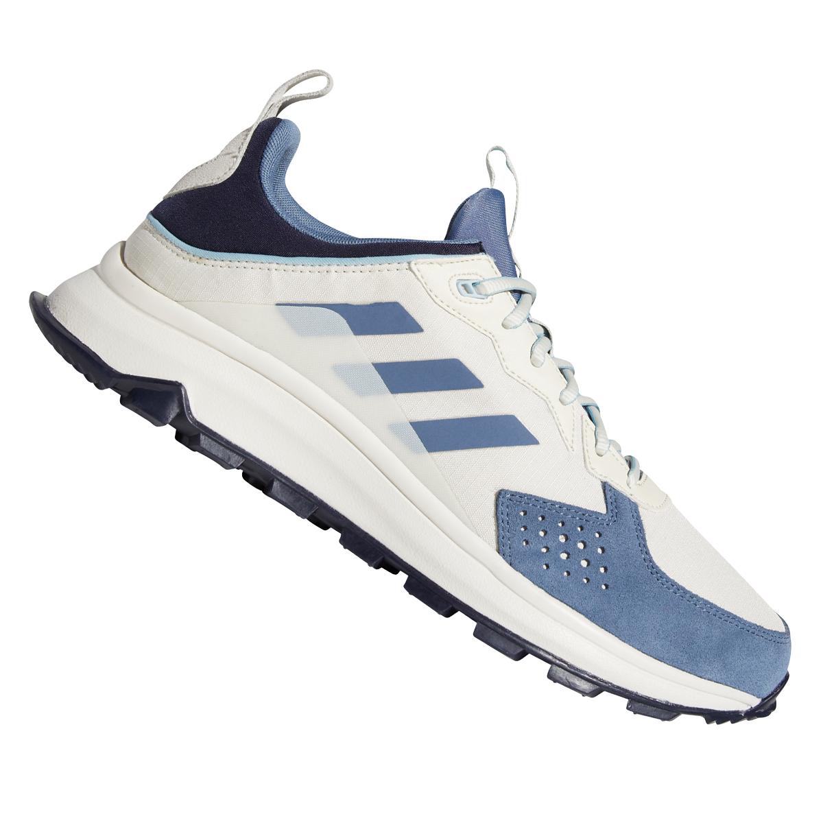 Adidas Laufschuh Response Trail weiß/hellblau (Gr. 39 1/3 - 49 1/3) für 39,95€