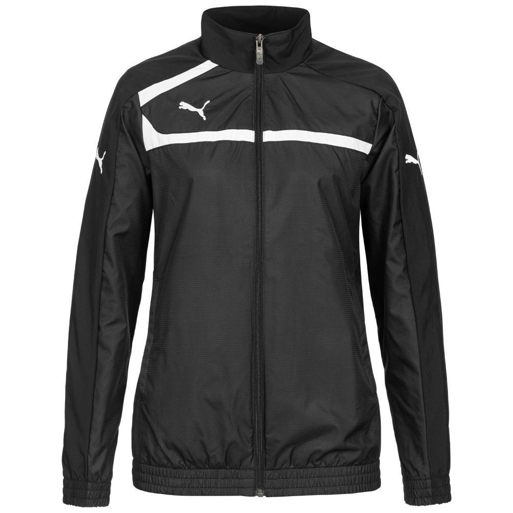 "PUMA Damen Trainings-Jacke ""PowerCat 1.12"" für 9,99€ + 3,95€ VSK (Größe XS - L) [SportSpar]"