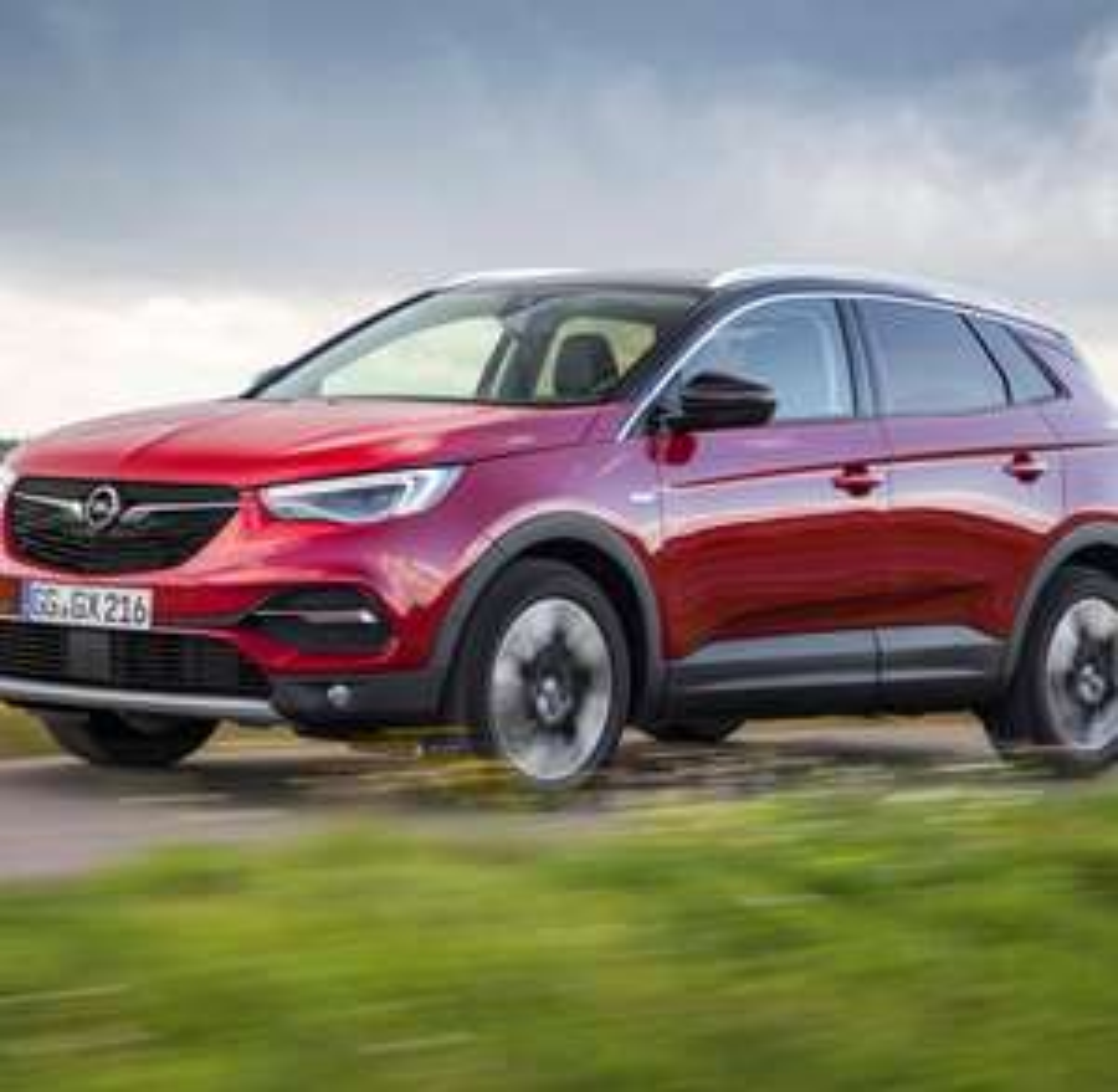 Gewerbeleasing: Opel Grandland X für 60€(netto) im Monat / LF:0,16 - GKF:0,25