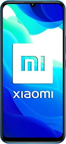 "Xiaomi Mi 10 Lite 5G 6/64GB Blau (6,57"" FHD+ AMOLED, 192g, SD765G, Klinke, NFC, 4160mAh, 20W, AnTuTu 331k) [V&V Amazon]"