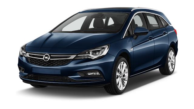 [Privat und Gewerbeleasing] Opel Astra K Sports Tourer für 99€ Vario Finanzierung/Leasing, 650€ Überführung LF 0,44