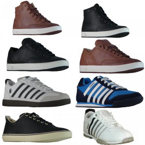 K-Swiss Schuhe Sneaker 8 Modell viele Größen 39,99 € inkl. Versand @ ebay