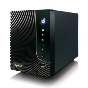 ZYXEL NAS Network Storage NSA-320 | Netzwerkfestplattengehäuse