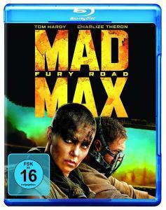 Mad Max: Fury Road (Blu-ray) für 3,63€ (Dodax)