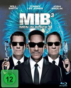 Men in Black 3 - Steelbook (Blu-ray) für 5,58€ (Saturn Abholung)