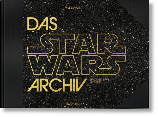 Star Wars Archiv - 6-Kilo-Buch zum halben Preis