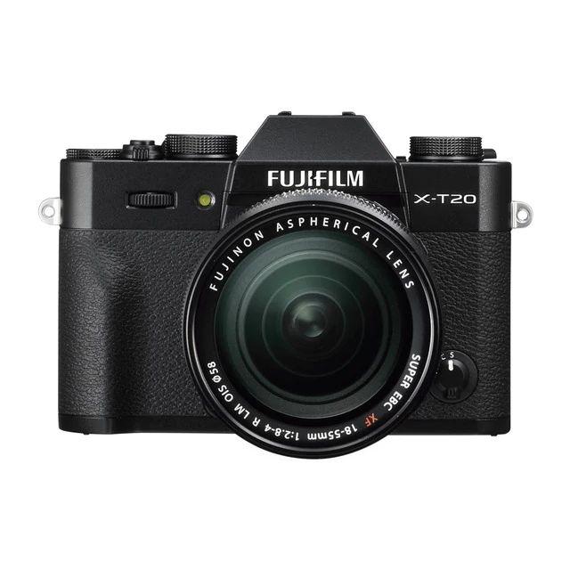 Fujifilm X-T20 Systemkamera inkl. Fujinon XF18-55F2,8-4 Objektiv