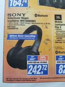 *lokal Region Hannover* Sony WH-1000XM3