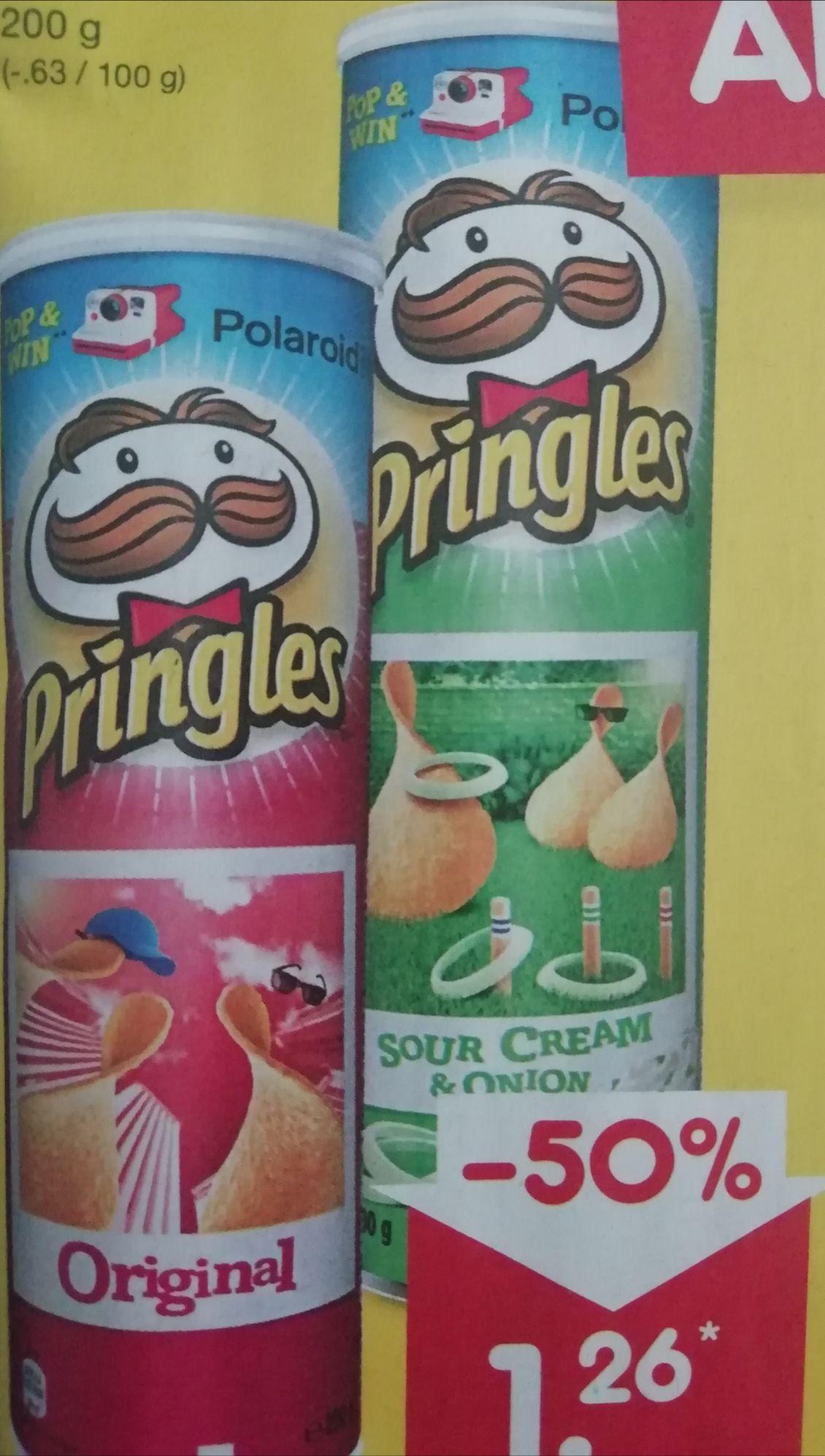 [Netto MD] Pringles Chips versch. Sorten für 1,26€ nur am Freitag 17.07.