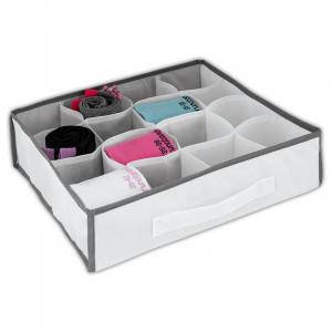 Sockenorganizer - Ordnungssystem für die Schublade bei NORMA