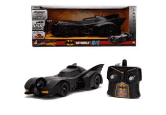 [Saturn] JADA Batman RC 1989 Batmobil Justice League R/C Spielzeugauto