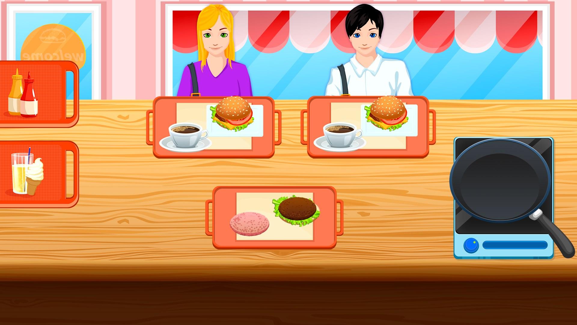 [Microsoft Store] Burger Shop - Food Empire kostenlos (Windows PC, Windows Mobil)