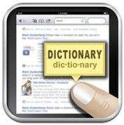 [iOS] Artistic Photo Pro & Tap-Dictionary