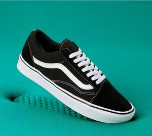 Vans Old Skool Comfycush Black
