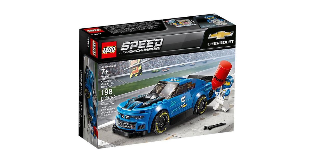 Rossmann: Lego 75891 Speed Champions Chevrolet oder Lego Creator 31088 Hai