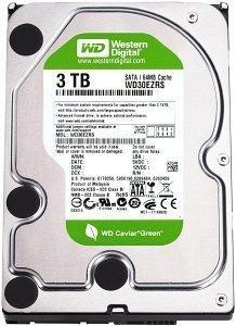 Western Digital Caviar Green 3000GB, SATA II