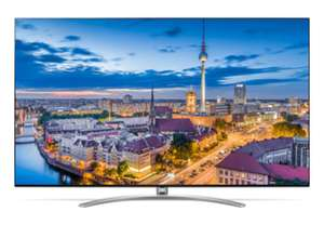 LG 75SM9900PLA - LG 75SM9900PLA NanoCell LCD TV - 75 Zoll, 189 cm, UHD 8K, SMART TV, webOS 4.5 (AI ThinQ)