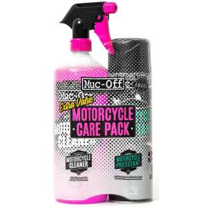 MUC-OFF MOTORCYCLE REINIGER PACK MOTO