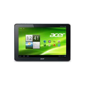 Acer Iconia A700 Tablet-PC (Full HD, NV Tegra 3 Quad-Core, 1,3GHz, 1GB RAM, 32GB Flashspeicher, Bluetooth, Android 4.1)