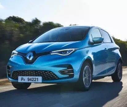 (Neben-) Gewerbeleasing: Renault Zoe inkl. Service und Batteriemiete für 0€ im Monat