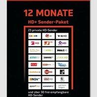 Günstige HD+ Plus Verlängerung für 12 Monate