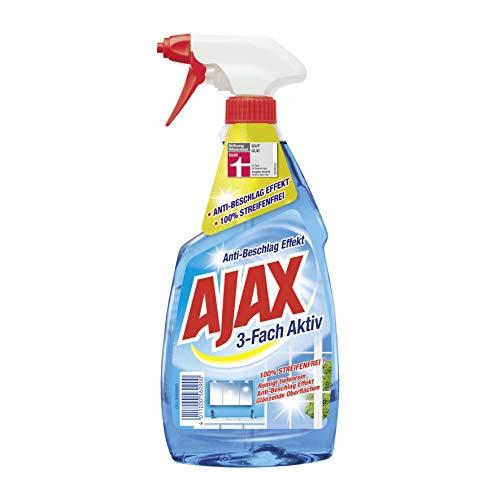 (amazon.de - Prime) Ajax 3-Fach Aktiv Glasreiniger (500 ml)