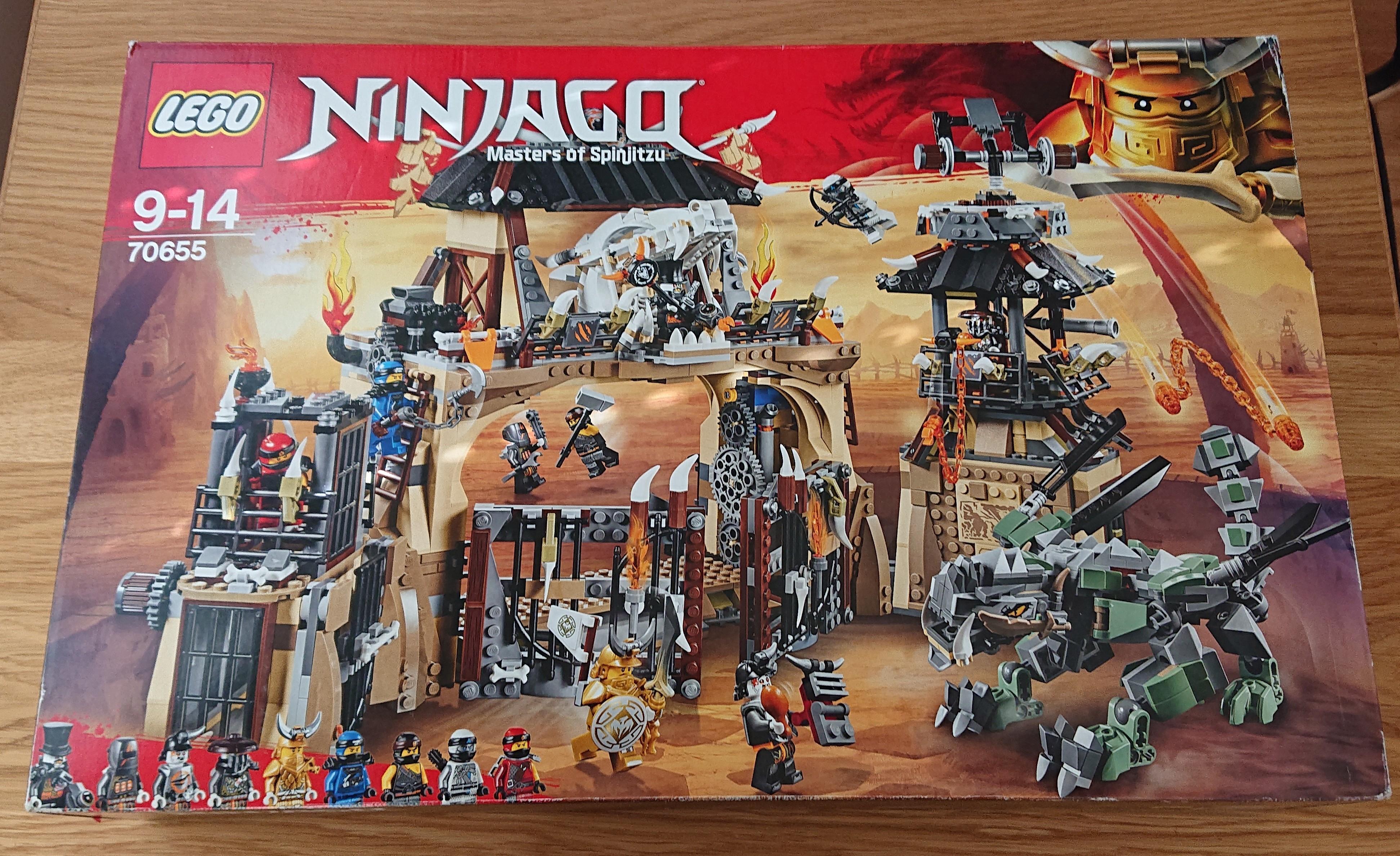 [Lokal-HH] Lego Ninjago 70655 Drachengrube (GALERIA Karstadt Kaufhof)