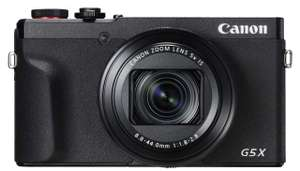 Canon »PowerShot G5 X MKII« Kompaktkamera (20,1 MP, 5x opt. Zoom, Wi-Fi, Bluetooth)