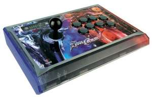 Arcade Fight Stick Soul Calibur 5 für PS3 NEU bei Gamestop online