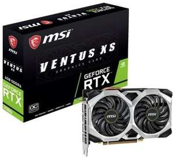 MSI GeForce RTX 2060 Ventus XS OC inkl. Death Stranding PC Steam Code