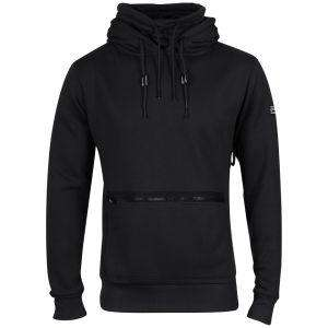 [THEHUT] Bravesoul Men's Cyber Hooded Sweatshirt - Charcoal