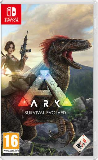 (Österreich - libro.at) ARK: Survival Evolved (Nintendo Switch) Abholung (Preisfehler / Freebie möglich)