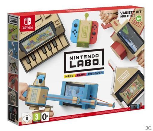 (Österreich - Libro) Nintendo Labo - Toy-Con 01: Multi-Set (Abholung)