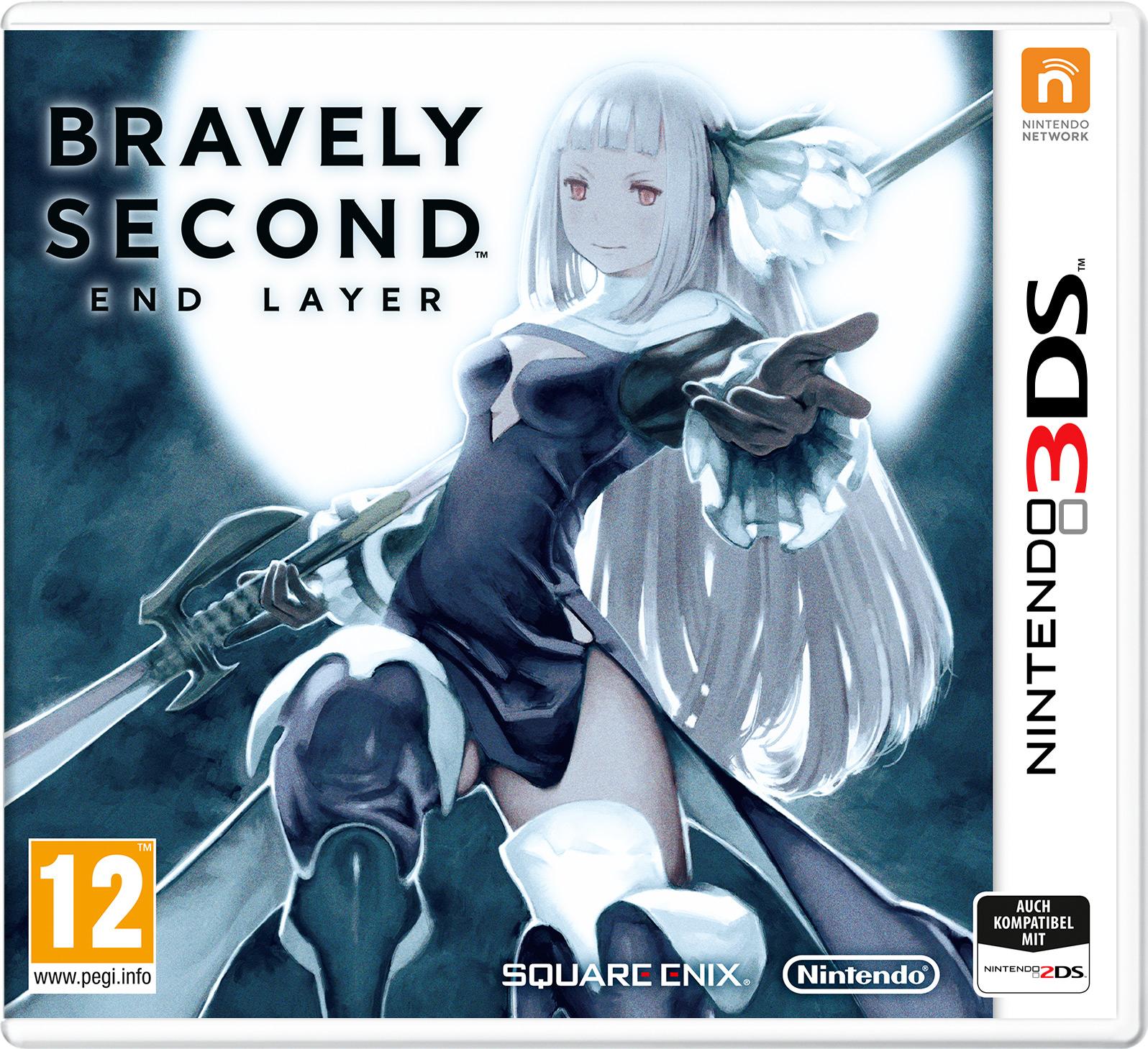 Bravely Second: End Layer (3DS) für 8,99€ (Gameware)