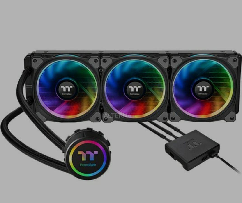 Thermaltake Floe Riing RGB 360 TT Wasserkühlung
