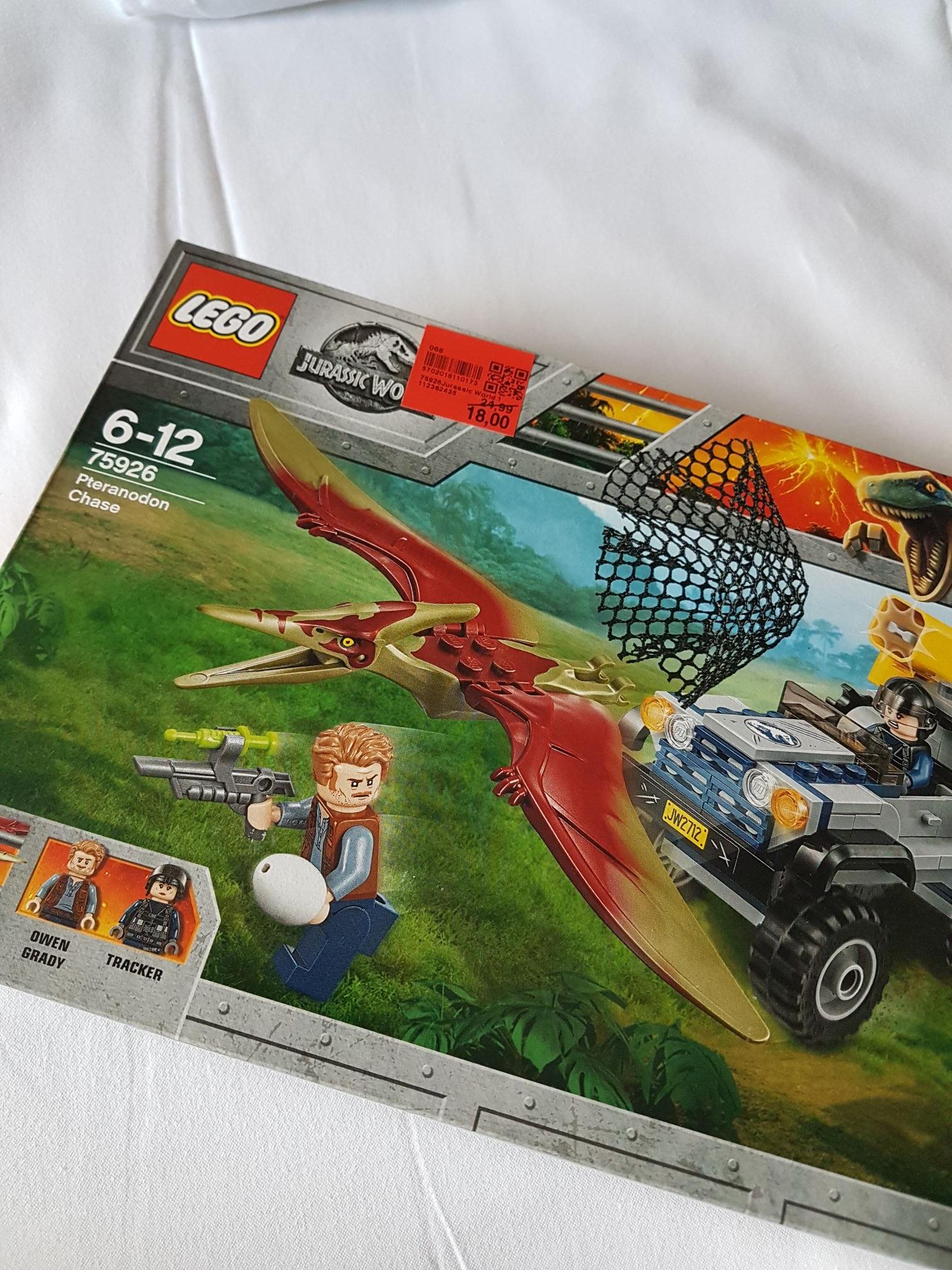 [Lokal KaDeWe Berlin] Lego 75926 Pteranodon-Jagd