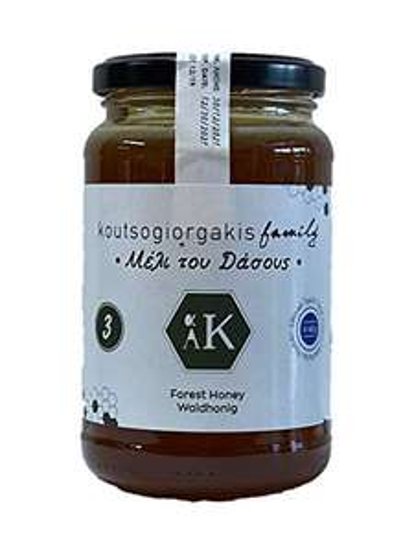 [Prime] Koutsogiorgakis Family Griechischer Waldhonig 450 g, 2er Pack