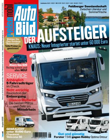 WM aquatec Hygiene-Set für Tanks bis 160 Liter + 10 Ausgaben Autobild reisemobil