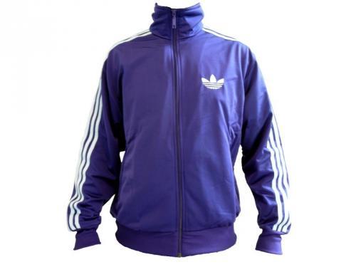 Adidas Firebird TT | Purple/Blue | Trainingsjacke | Größe XS, S, M und L