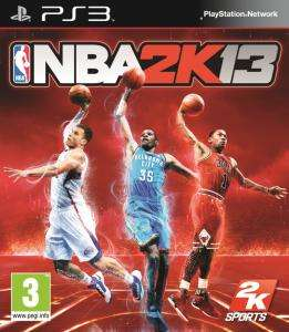 [zavvi] NBA 2K13 PS3