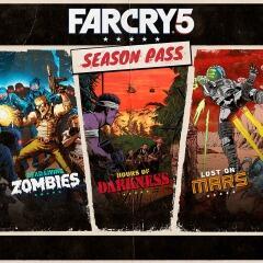 Far Cry 5 Season Pass inkl. Far Cry 3 Classic Edition (PS4) für 9,89€ & (Xbox One) für 8,99€ (PSN & Xbox Store)