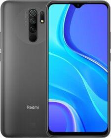 "Xiaomi Redmi 9 4/64GB carbon grey - Versand aus GB (6.53"" FHD+ IPS, Helio G80, AnTuTu 203k, NFC, 5200mAh)"